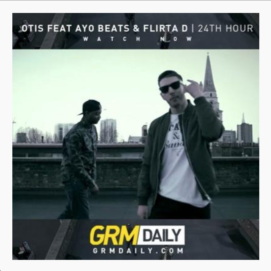 Otis ft Ayo Beatz & Flirta D - 24th Hour (Carpe Diem Mix)